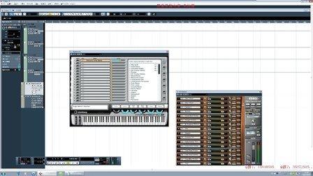 CUBASE5中文教程4-1:乐器轨和MIDI轨的区别...