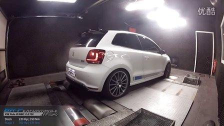 BR-Performance调校大众Polo R WRC 309HP