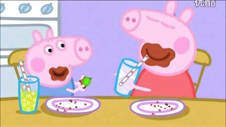 粉红猪小妹英文 Pappa pig S1E04_波丽鹦鹉