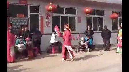 河北省青龙满族自治县下抱榆槐村秧歌完整版