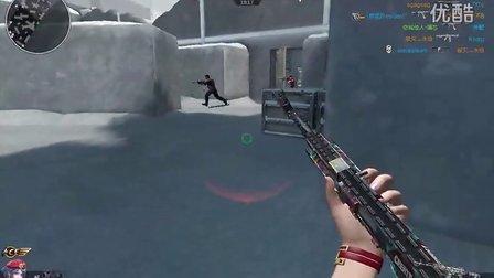 坑爹哥解说 吐槽AK12 教你一秒变枪神各种爆头ACE