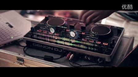 Denon DJ 天龙 MC2000 Serato DJ控制器 掌控全场!