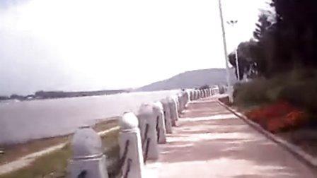 依兰江边风光q