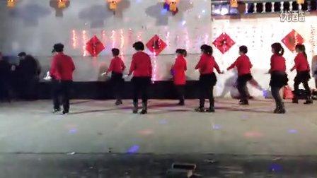 寒亭区高里街道北韩家花园村广场舞