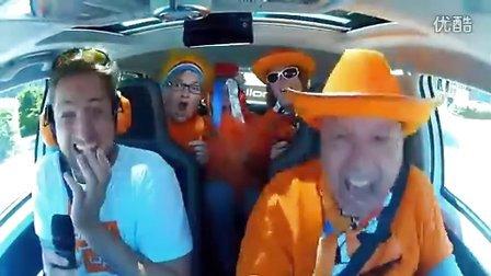荷兰大众奥运加油活动《橙色行动》