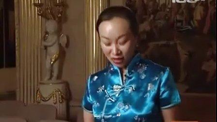 俄国电视台报道刘芳在圣彼得堡的琵琶古筝音乐会盛况之二