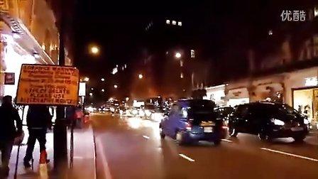 伦敦豪车大实拍