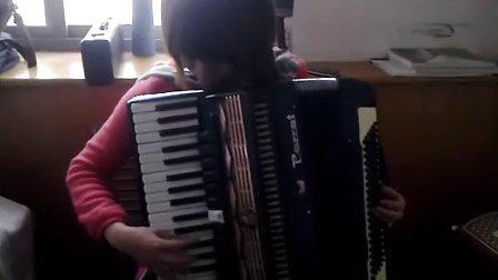 2011.12.20慢拉霍拉舞曲 女慢拉