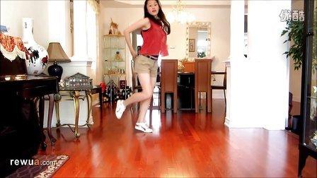 韩国美女在家热舞自拍《Hush》
