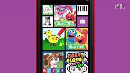 Meet Jessica. See her kids' playground on her Windows Phone.