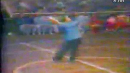 经典重現【孙剑云】孫式一代大师当时71岁之太极拳表演欣赏