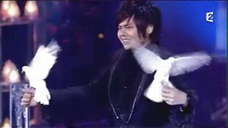 万---门票要五千欧元的变鸽子魔术表演 (1)