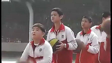 A613體育五六年级六年级體育篮球人教课标版郑嘉静石岐杨