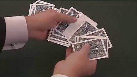 权威扑克魔术教学