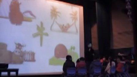 幼儿园公开课大班音乐RAP说唱你最牛优质课示范课