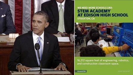 奥巴马2014国情咨文 增强版 012814 HD