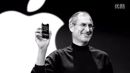 乔布斯逝世一周年,苹果官网发布纪念的视频