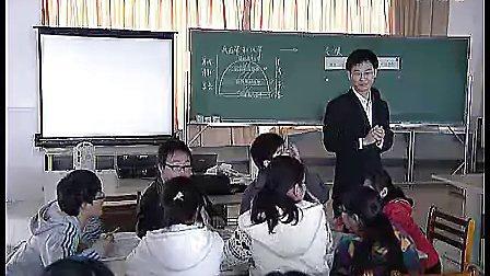气压带和风带对气候的影响 高中地理(2011年安徽省高中地理优质课评比视频专辑)