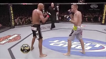 Alexander Gustafsson vs. Cyrille Diabate