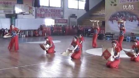 102、精品文体节目展示 舞蹈《五谷丰登》(五彩飞扬艺术团)