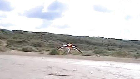 2003年x-masque-X-歌剧花式翻滚风筝 精彩表演