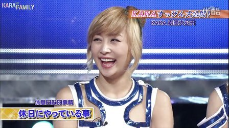 【中字】121104 NTV Music Lovers KARA