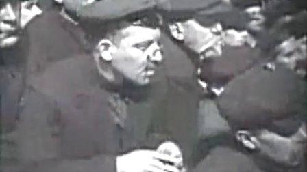我为前苏联电影列宁在1918里的列宁配音