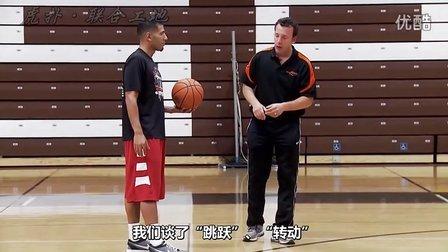 【联合工地字幕】很不错的投篮教学:NBA投篮的秘密让你改善你的跳投