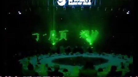 北京单绿激光秀   北京激光秀