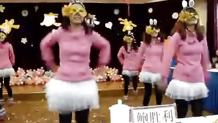 西安企业年会公司舞蹈培训 现代爵士兔子舞上门包教会 舞蹈曹老师