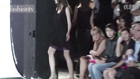 时装周-鲁茨(LUTZ)走道秀-巴黎2012春季时装周