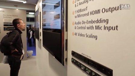 ISE 2014展会: HDBaseT联盟上推出数十款支持HDBaseT技术新产品