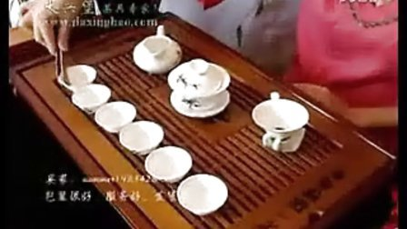 乌龙茶铁观音冲泡方法   茶艺表演 培训 (30)
