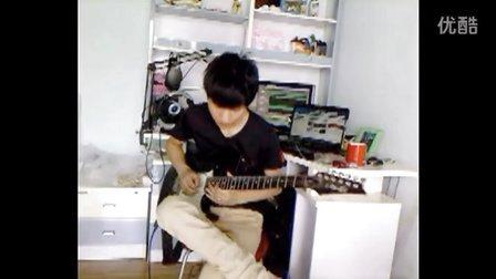 我心永恒 电吉他演奏