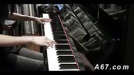 钢琴版魂斗罗组曲 完整7分钟 by zeta