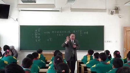 特级教师贾志敏《那片绿绿的爬山虎》(一)20110310