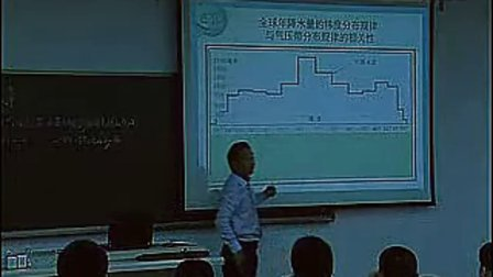 高一高中地理优质课视频《大气运动》吴老师