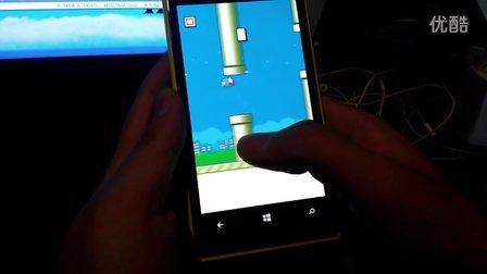 坑爹哥解说 Flappy Bird搞笑视频坑爹哥玩坏了自己 怒过42关