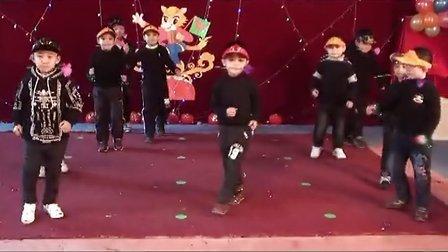 石家庄市桥西区大拇指幼儿园2014新春联欢会(下集 )