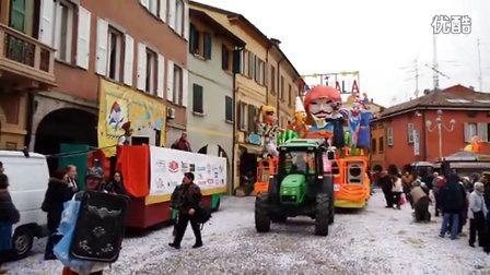 【瑰意游踪】Castelnovo di Sotto 嘉年华