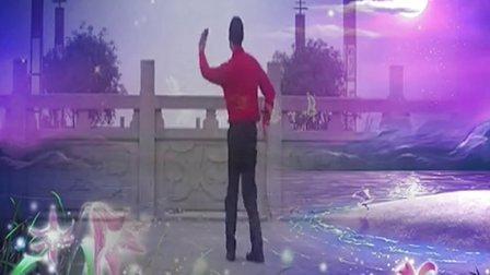 凤凰六哥广场舞 大风歌 附背面 六哥原创