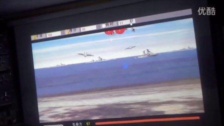 小海军打靶训练及CS巷战