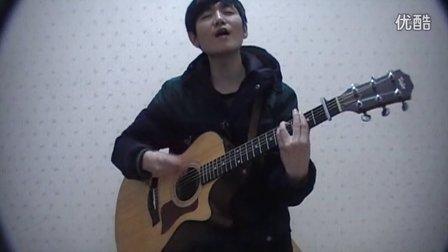 吉他弹唱 礼物 蔡盛