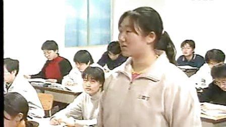高一语文优质课展示《虞美人和声声慢比较阅读》课堂实录
