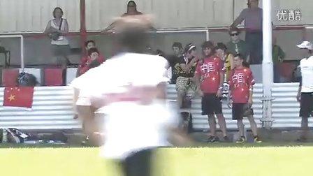 中国极限飞盘联队首次亮相世界级赛事-2010布拉格俱乐部世界杯赛