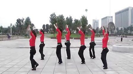 [靖江韵律广场舞--等你等了那么久dj版本 ] 高清