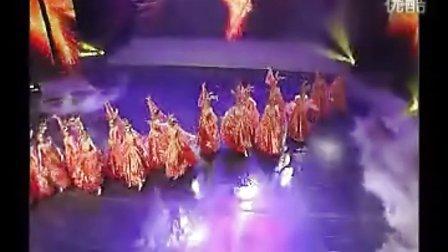 开场舞蹈《盛世腾飞》-18女6男