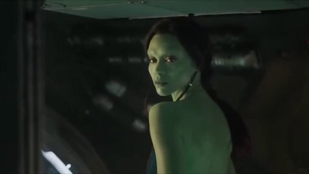 Marvel新片《银河护卫队》20秒前瞻预告  正反派亮相星爵飞船  太空大战在即