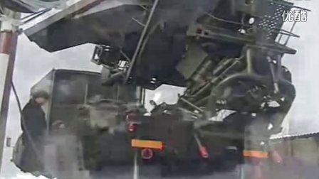 萨姆-3(SA-3)、萨姆-4(SA-4)防空震撼发射场面