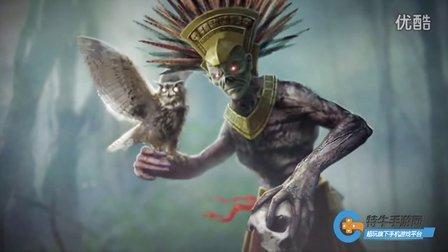 《地核之破碎元素》Earthcore Shattered Elements宣传视频